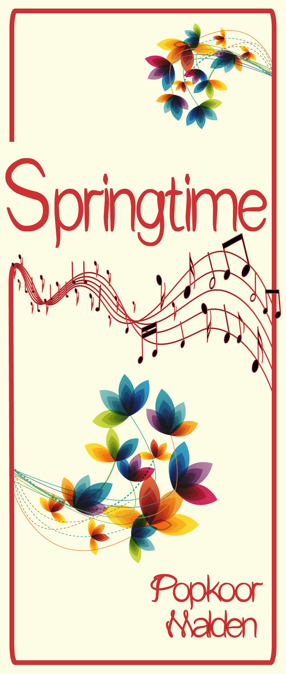 Popkoor Springtime